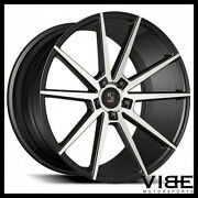 20 Koko Kuture Le Mans Machined Concave Wheels Rims Fits Cadillac Cts V Coupe