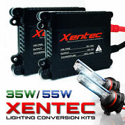 Xentec 35w 55w Slim Xenon Lights Hid Kit For Subaru Forester Legacy Outback Baja