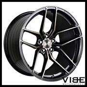 19 Stance Sf03 Black Forged Concave Wheels Rims Fits Pontiac G8 Gt