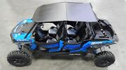 Polaris Xp 4 1000 And Xp 4 Turbo Outlaw Roof Colors Below By Axiom Side By Side