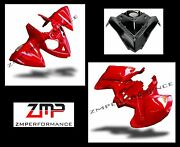 New Polaris Outlaw Fighting Red Plastic Front And Rear Fender Set Plastics