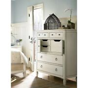 Universal Furniture Summer Hill Dressing Chest In Cotton