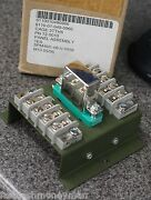 Military Mep 002a 003a Diesel Generator Relay And Socket Board 72-5010 300-0752
