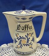 Heritage By Royal Sealy Coffee Pot/carafe With Lid