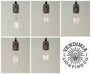 Vintage Industrial Dimmable Led Filament Edison Light Bulbs E27 Es And B22 Bayonet