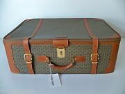 Hartmann Wings And Belting Leather Trim 29 Soft Pullman Suitcase Trunk Luggage