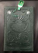 Vintage Rolex Wallet Passport Holder Blank Paper Tag 6536 6538 6541 6542 50-60and039s