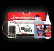 Harley Flh Touring Complete Service Kit With Xl S44 Kandp Oil Filter And Lucas 50w