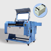 Hot Reci 100w Co2 Usb Laser Engraving Cutting Machine With Red Dot Position