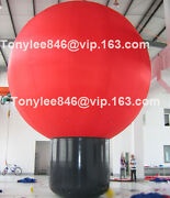 Advertising Inflatable Stand Balloon With Customs Logo/blower 12ft On Event