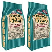 8skinnerand039s Field And Trial Dog Food Duck And Rice 15kg X2 30kg Adult