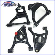 Upper And Lower Tubular Control Arms For 68-72 Chevelle Monte Carlo Gto Heavy Duty