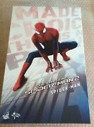 New Hot Toys Amazing Spider-man 2 Spiderman Mms244