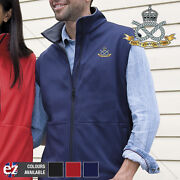 South Staff - Body Warmer With Embroidered Badge