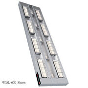 Hatco Ugal-60d6 Infrared 4220 Watt Heat Lamp With Lights And 6 Spacer