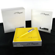S.t. Dupont Andy Warhol Limited Edition Marilyn Monroe Olympio Ballpoint