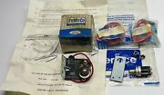 Mk2 Cortina Gt 1600e Lotus Genuine Ford Nos Engine Compartment Lamp Kit