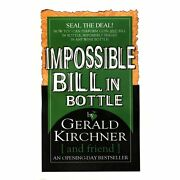 Mms Impossible Bill In Bottle By Gerald Kirchner - Trick