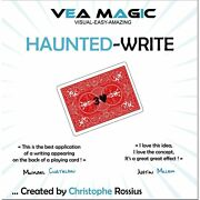 Mms Haunted Write English/french By Christophe Rossius - Trick