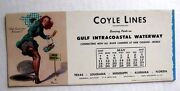 May 1947 Pinup Girl Blotter By Elvgren Red Head Getting Whistled At