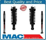 Crown Victoria Town Car Maraurder 2 Front Strut Assembly And 2 Rear Shocks