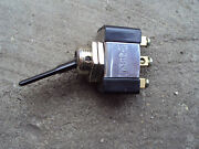 Classic Lucas Type 57sa Indicator On Off On Lever Toggle Indicator Switch