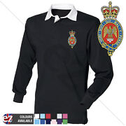 Blues And Royals - Army Rugby Shirt Long Sleeve