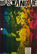 The Misfits, Czech Orson And Welles Original Film/movie Posters 1964