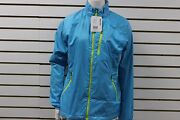 Women's Marmot Stride Jacket Blue Pool 56810 New With Blemishes Msrp 100