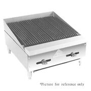 Comstock Castle Fhp42-3.5rb 42 Countertop Gas Charbroiler - Angle Iron Radiants