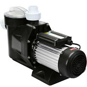 2.5hp In Ground Swimming Pool Pump Motor Electric 1850w Above Ground W/ Basket
