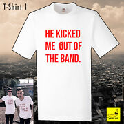 Kicked Me Out Twenty One Pilots Matching T-shirt Bandito Tour Trench Clique Gift
