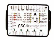 Auto Generator Start Ags, Adjustable, 5 Relay, Load Transfer, Gas And Diesel Gscm