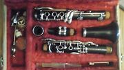 Vintage Music Instruments Clarinet Double L Leblanc Serial Number 22412 196