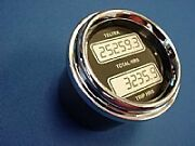 Teltek Engine Hour Meter Dual Display For Any Semitruck Car Or Other Auto
