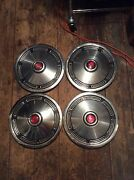 1974 Ford Mustang Hubcaps 13