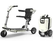 Movinglife Atto-folding Lightweight Mobility Scooter Faa Compliant