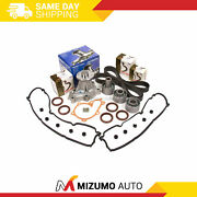 Timing Belt Kit Water Pump Valve Cover Fit 90-96 Nissan 300zx Non Turbo