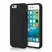 Genuine Incipio Stowaway Card Case With Kickstand For Iphone 6 Plus And 6s Plus
