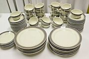 Lot Vintage Buffalo China Cups - Restaurant Ware 29 Cups 26 Saucers 15 Plates