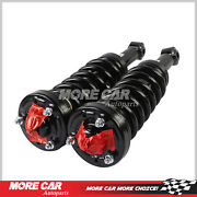 2x Front Complete Strut Coil Spring Shock Absorber Fit For 09-13 Ford-f-150 4wd
