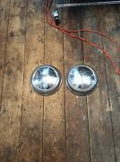Plymouth Savoy Fury Max Wedge 10 Hubcaps