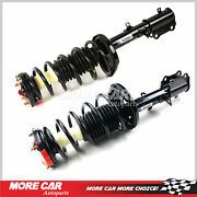 2x Rear Strut Spring Coil Shock Absorber Fit 1993-2002 Toyota Corolla Chevrolet