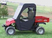 Full Cab For Brister Chuck Wagon - Vinyl Windshield Roof Doors And Rear Window