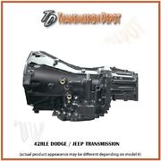 42rle Jeep Transmission Stock Replacement Fits 2.8, 3.6, 3.7