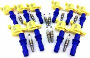 2004-2010 Ignition Coil Packs Set Of 10 F350 F450 F550 F53 And Spark Plugs V10 6.8