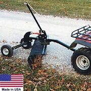 Landscape Rake For Atvs And Utvs - Minimum 10 Hp To Operate - 48 Working Width