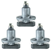 Spindle Assembly Replaces John Deere Gy20785 Gy20050 42 48 Deck 3 Pieces