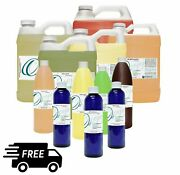 Chose Size 100 Pure Organic Carrier Oils Free Ship 35 Different Oil No Additive