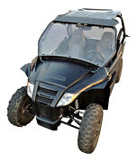 Mudbusters Fender Flares Front And Rear For Arctic Cat / Textron Wildcat Trail 700